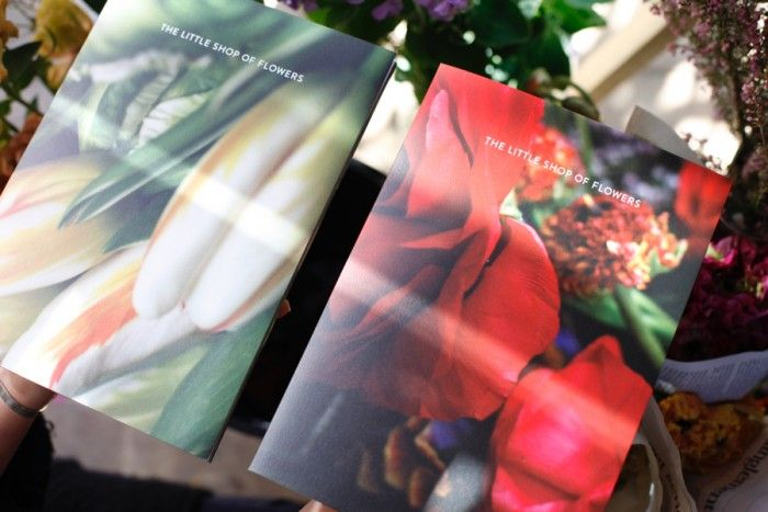 the little shop of flowers zine &Premium