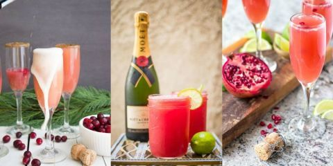 11 of the Best Mimosa Recipes — Easy Mimosa and Cocktail Recipes for Spring Entertaining and Brunch