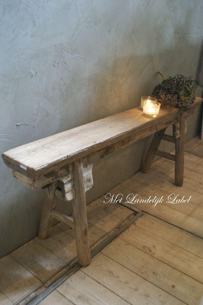 Prachtige unieke items bij met landelijk label in borne kom langs in onze sfeervolle woonwinkel - Verlenging hout oud huis ...