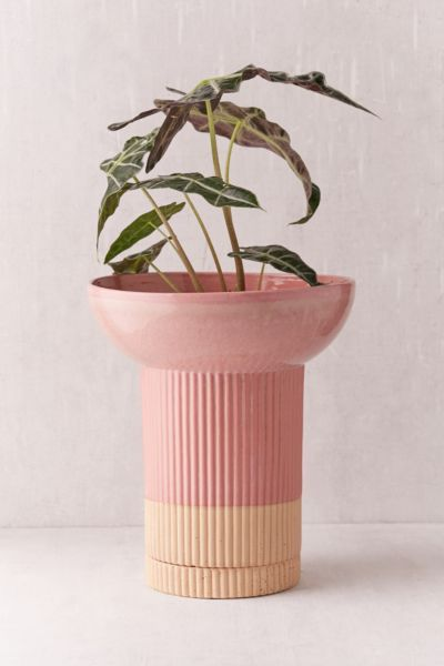 Signe Tall Planter | Urban Outfitters