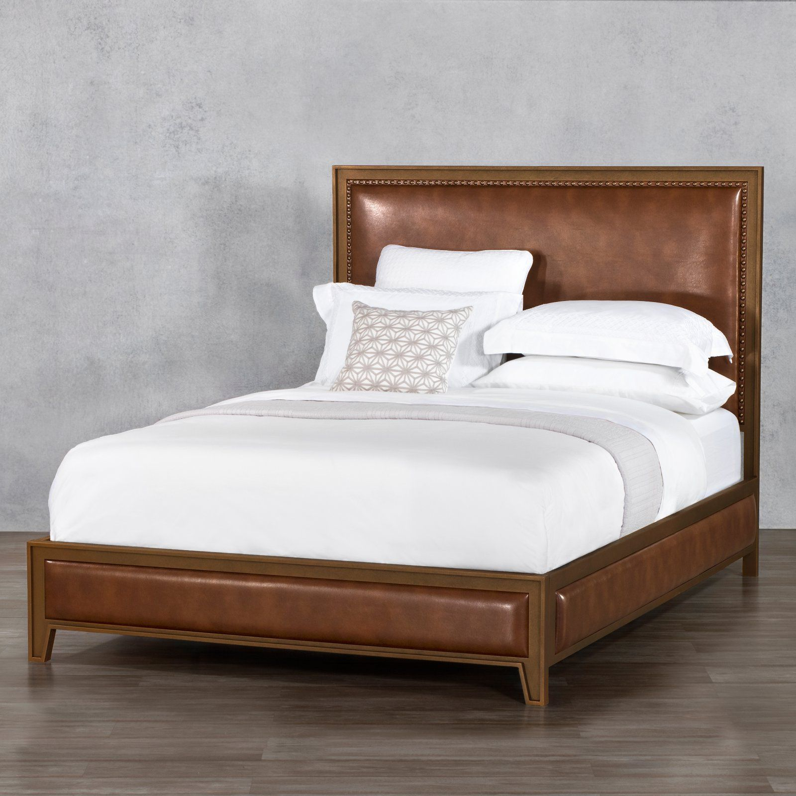 Wesley Allen Avery Bed with Surround Upholstered beds