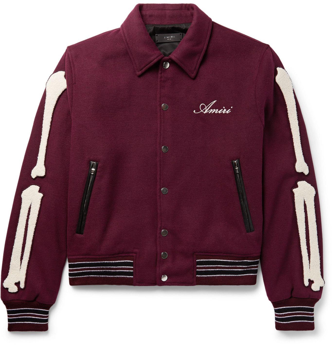 Logo Embroidered Appliqued Fleece Bomber Jacket Bomber Jacket Varsity Jacket Men Logo Embroidered [ 1426 x 1365 Pixel ]