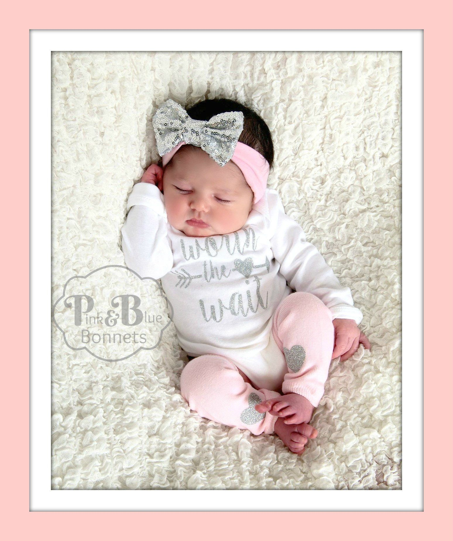 2dfa88e805cd newborn HOSPITAL Outfit newborn girl coming home outfit baby ...