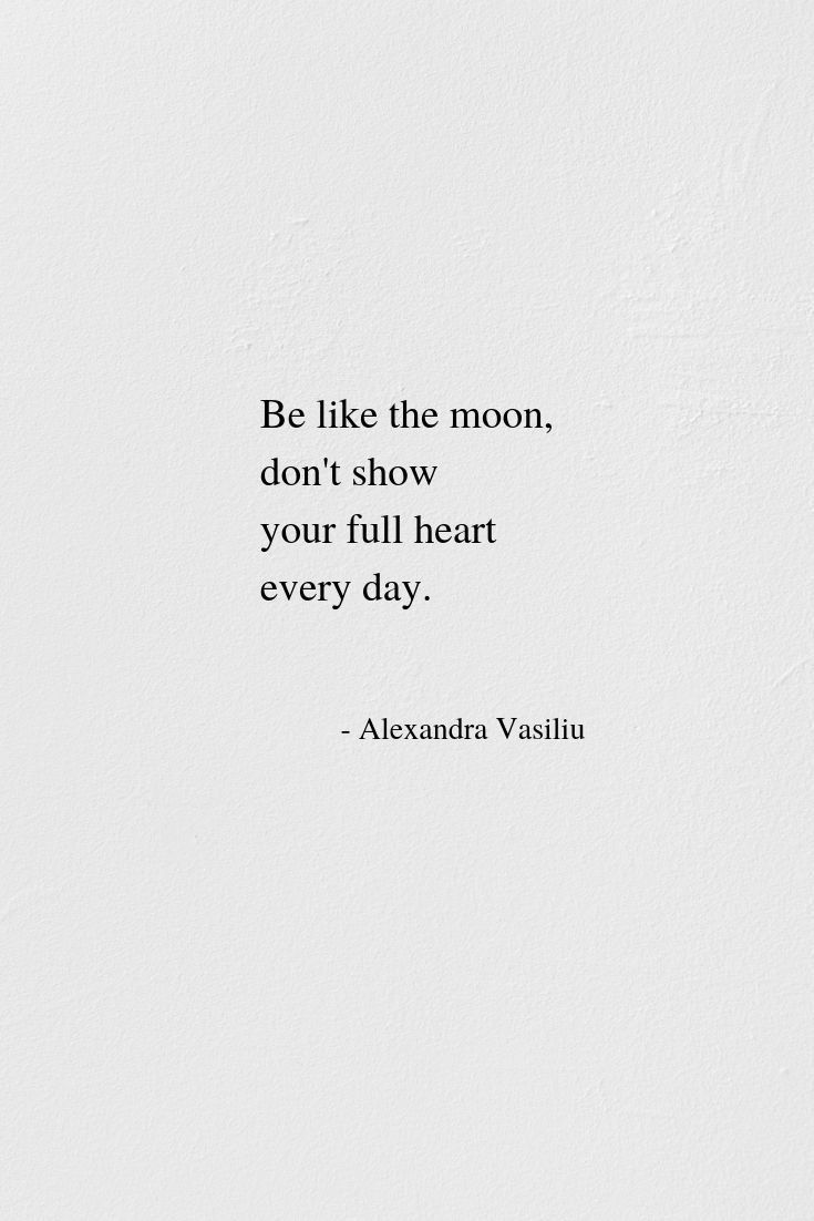 Moon poems and love quotes for you