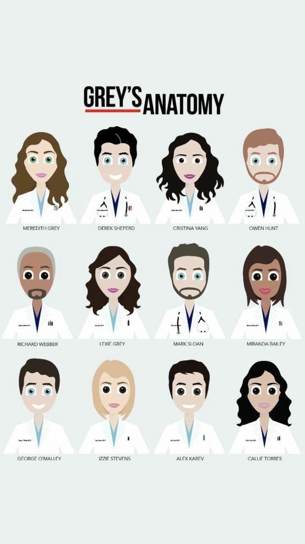 pinterest: @ eowyn oh | greys anatomy | Pinterest | Anatomy, Grays ...