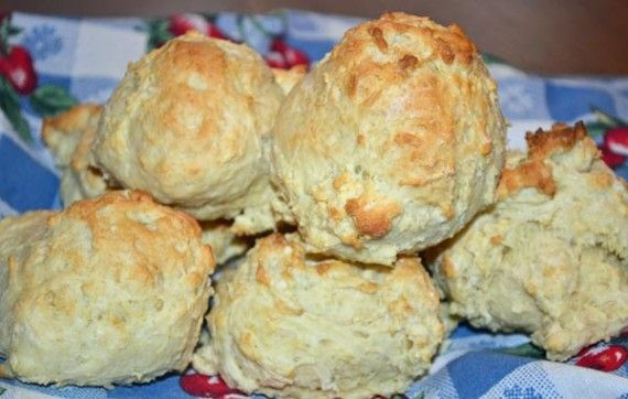 Home made biscuits Made these this morning. Not bad