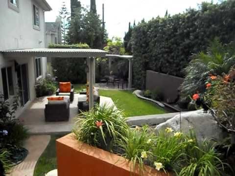 Aprende a decorar tu casa elegante armonizada y funcional for Ideas para jardines pequenos fotos