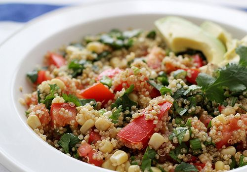 Quinoa Salad with Lime