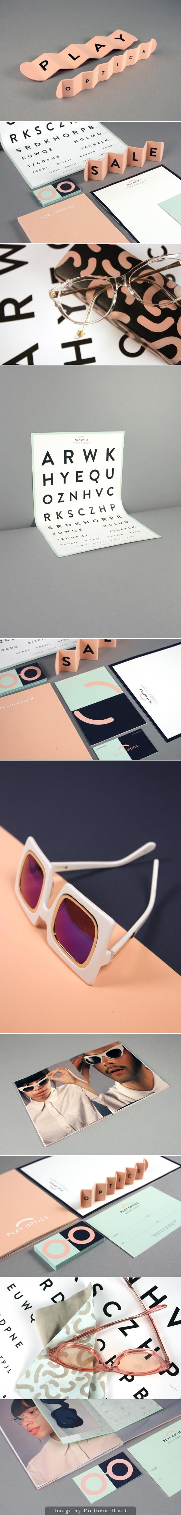 Play Optics Art Direction, Branding, Graphic Design