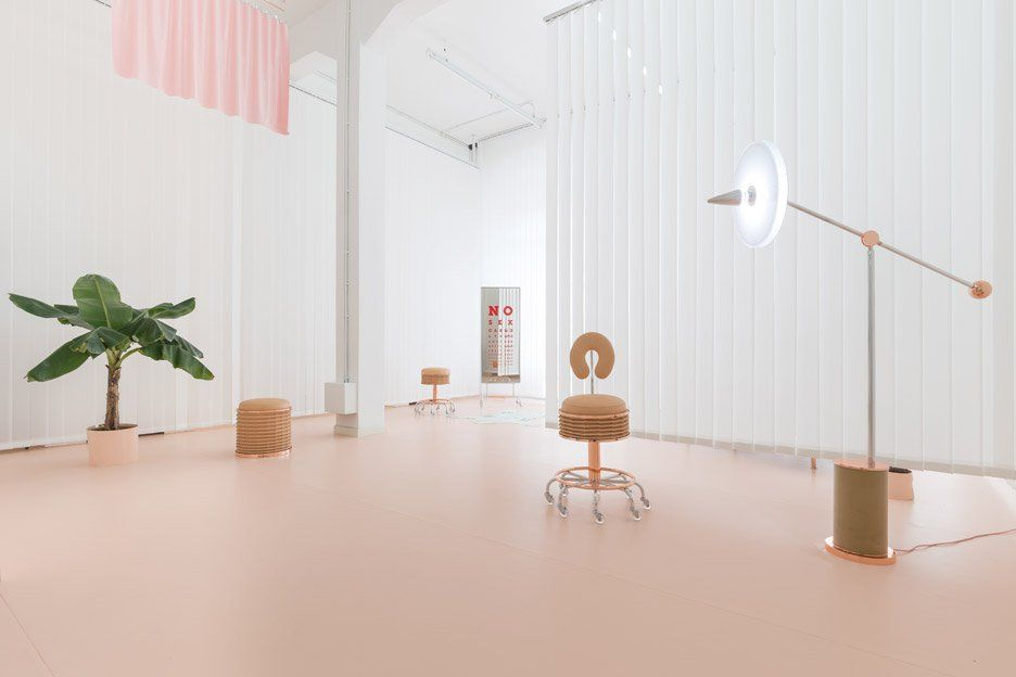 atelier biagetti invites people to take sanctuary from an over sexualised world inside a surreal - Beste Ausere Hausfarben