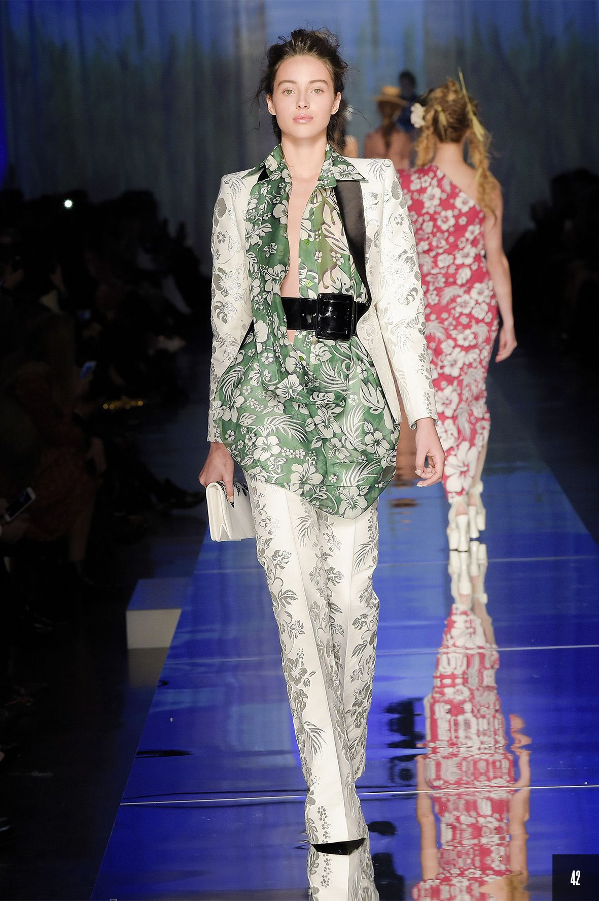Jean Paul Gaultier - Collection Spring / Summer 2017