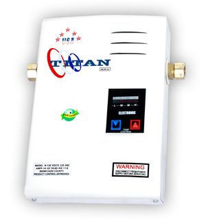 Titan Tankless N 120 Model Water Heater Tankless Water Heater Water Heater Water Heater Installation