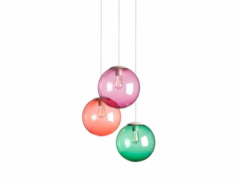 Led Pendant Lamp Spheremaker By Fatboy Italia