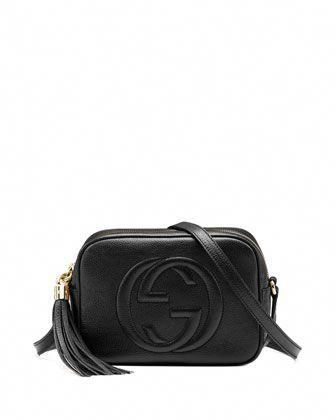 Soho Leather Disco Bag Black By Gucci At Neiman Marcus Simple Perfect Crossbody Guccihandbags