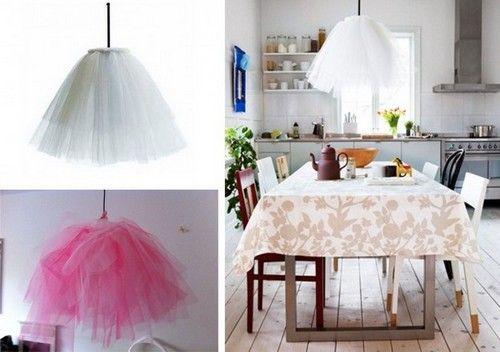 Lampadari fai da te per la casa progetti da provare pinterest