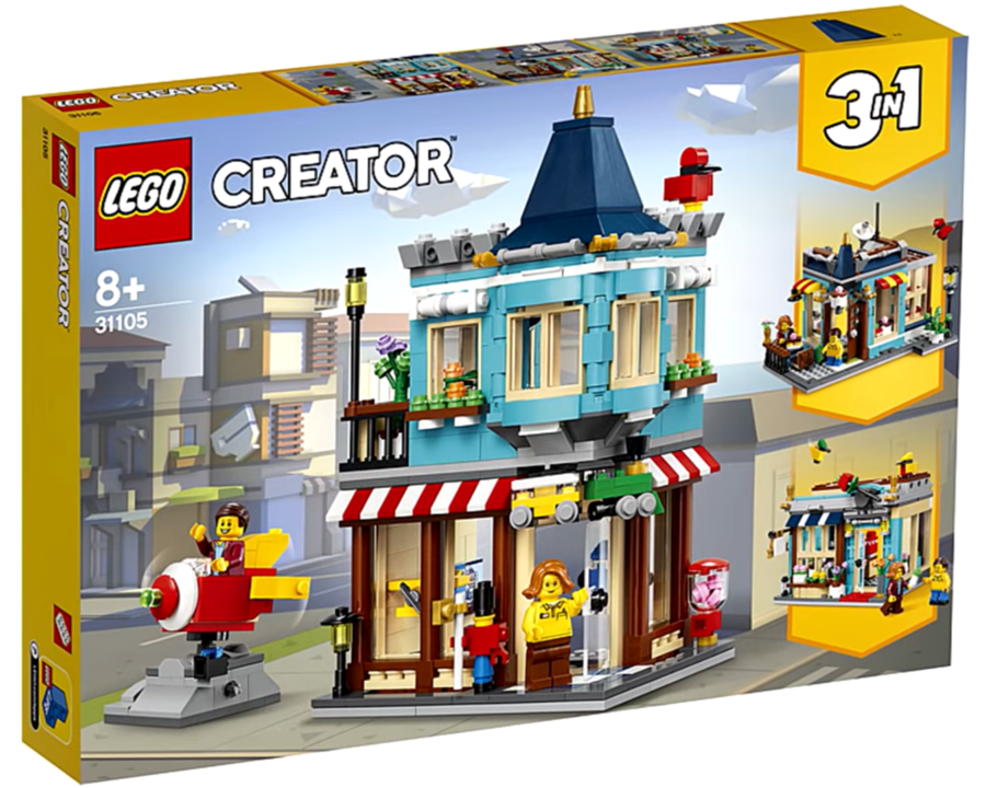 2020 Creator Set Images Lego Creator Toy Store Lego Store