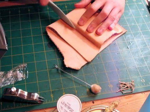 coser cuero | Hacer bricolaje es facilisimo.com