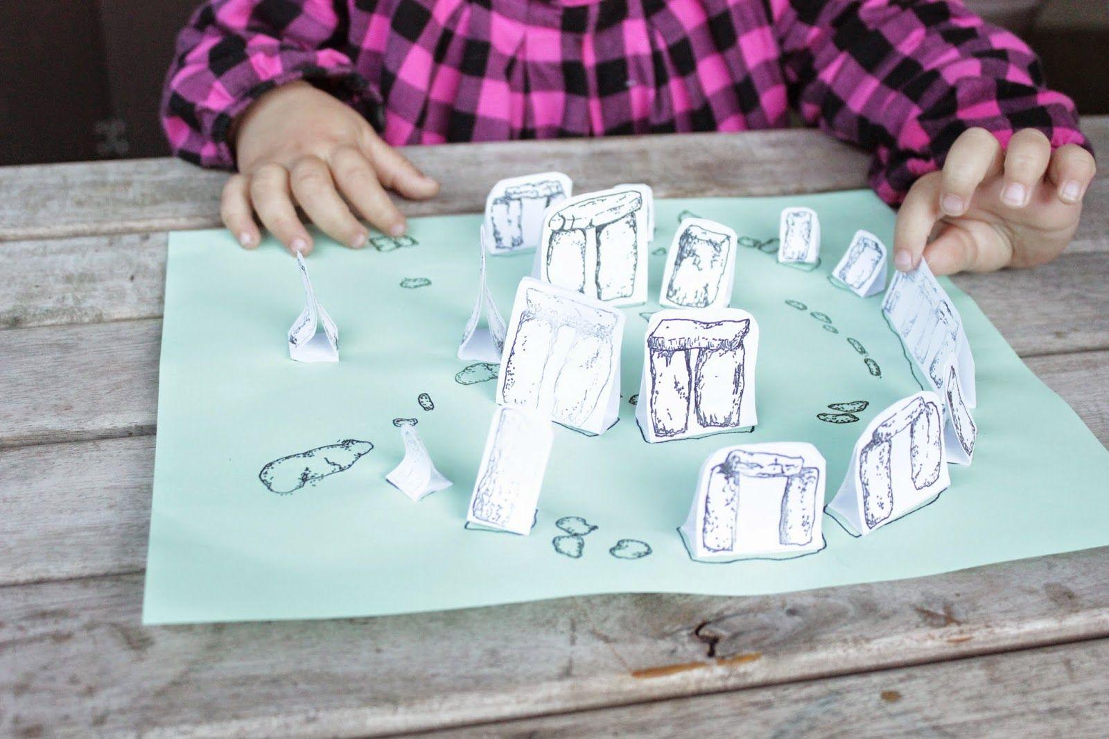 Stonehenge Project Build It Yourself