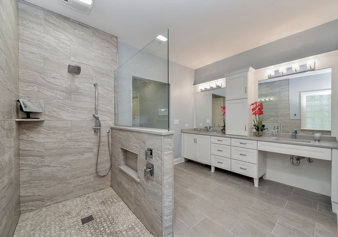 Make Your Bathroom Elegant With These Walk In Shower Ideas With