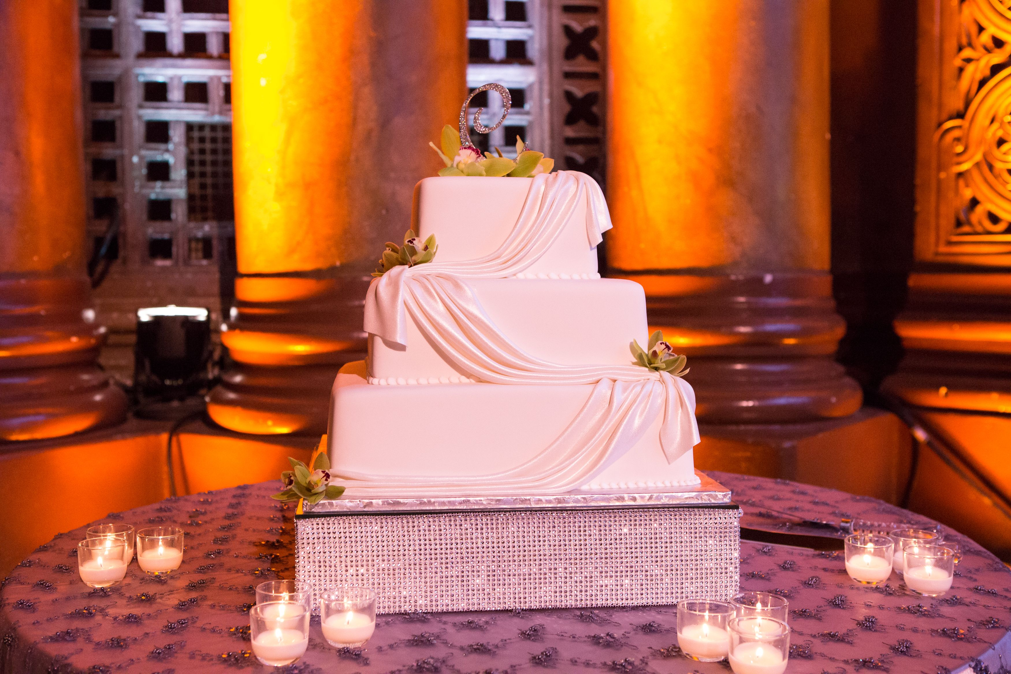 Created for Crist #wedding #reception by Shelton\'s Bakery for ...