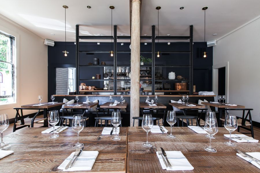 Octavia The Hottest Restaurants In San Francisco Right Now June 2017 Eater Sf