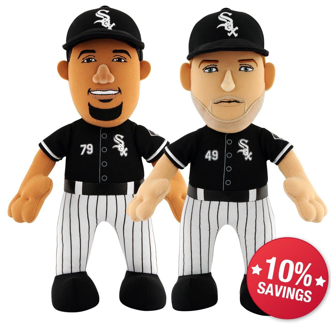 Chicago White Sox Dynamic Duo Bleacher Bundle (10% Savings!) - $35.99