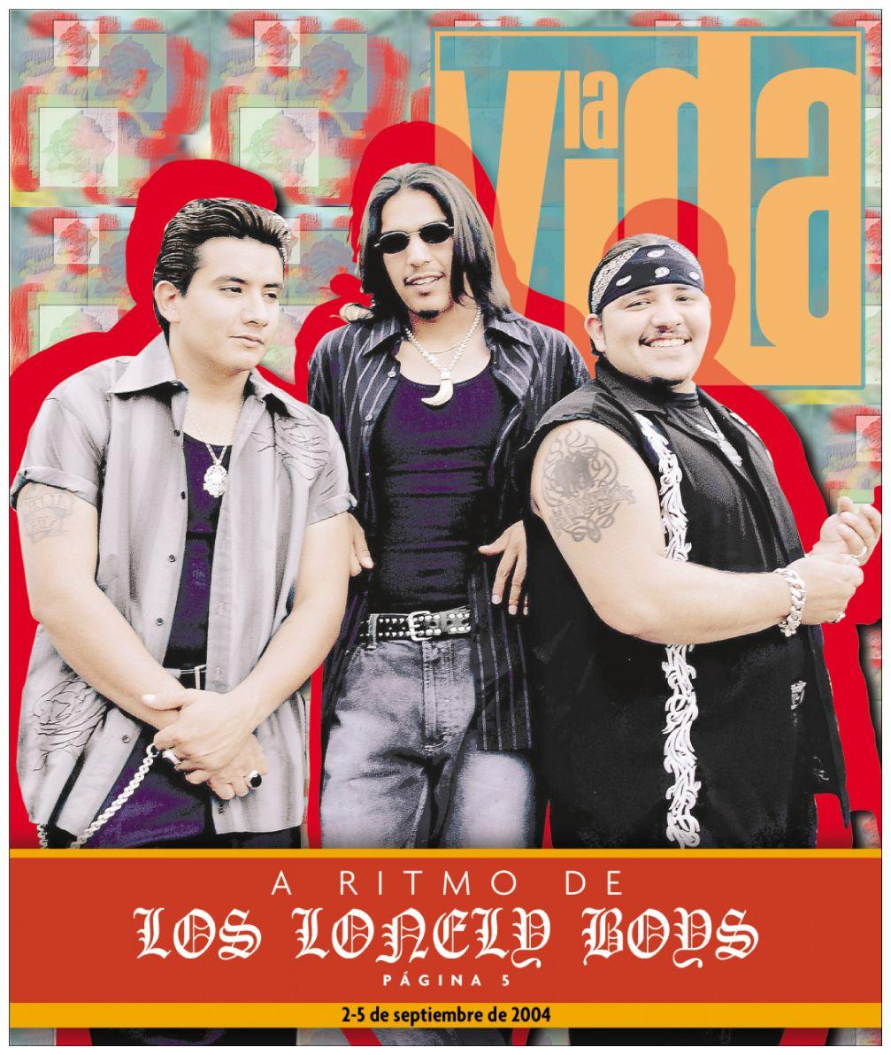 La Vida cover — September 2, 2004
