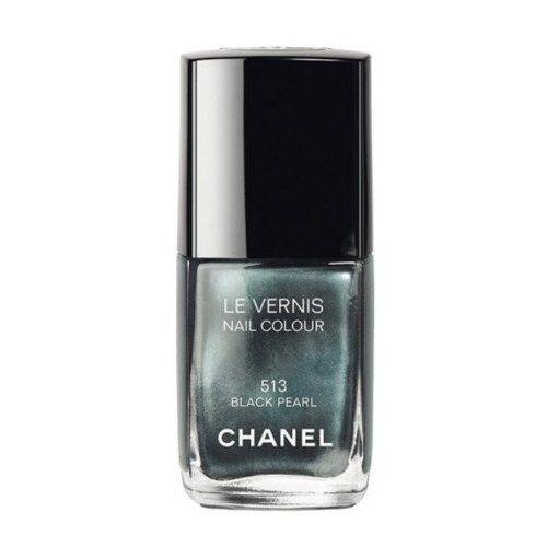 Chanel Le Vernis Nail Colour Black Pearl 513 Spri ($20.00)