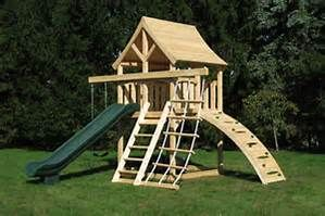 Play Structures for Small Yards - Bing images | Cedar ...