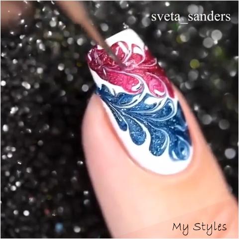 10122019  gorgeous nail polish designs video tutorial