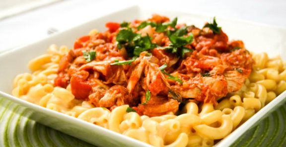 Twist On Tradition Butter Chicken Mac Cheese Kitchendaily Ca