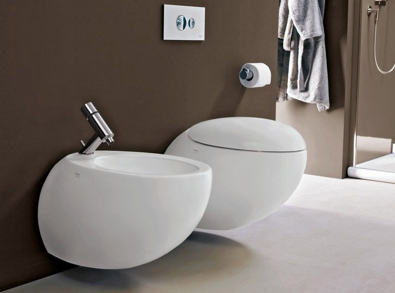 Details About Laufen Wall Toilets And Bidet Alessi One Wall
