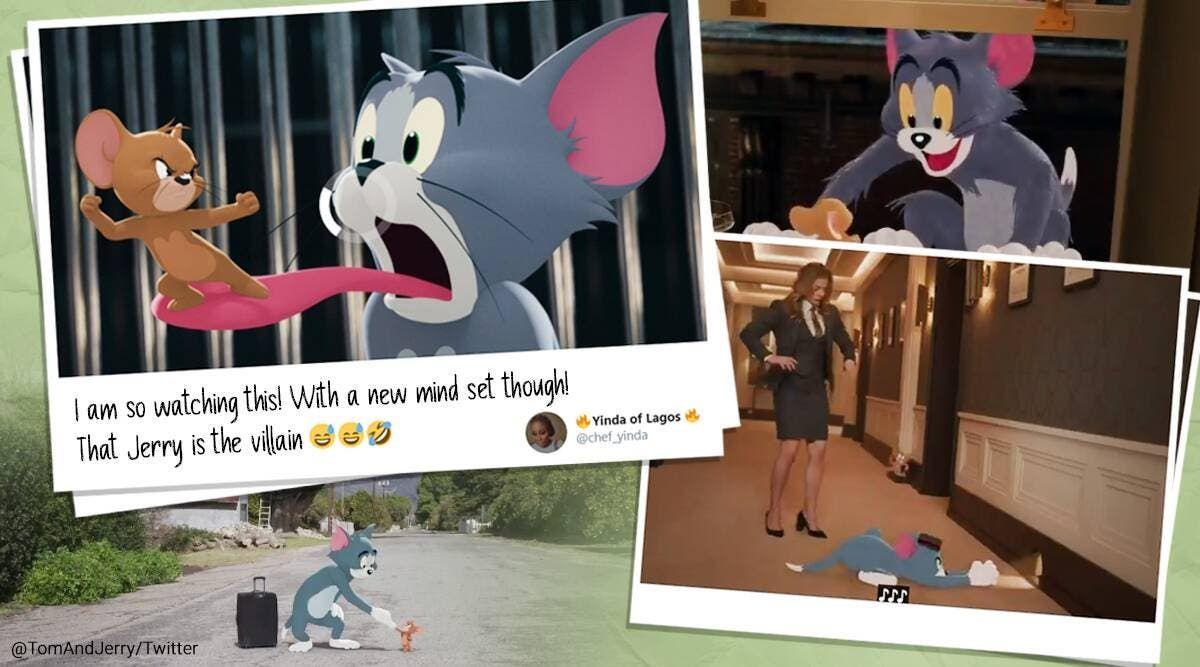 توم وجيري يعود من جديد بأحداث حماسية وفيلم يجمع بين الواقع والكرتون Tom And Jerry Full Movies Online Free Movies