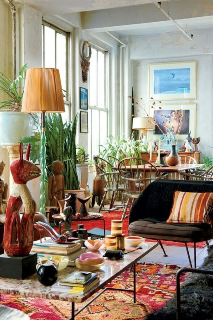 1001 + ideas de salones modernos decorados en estilo