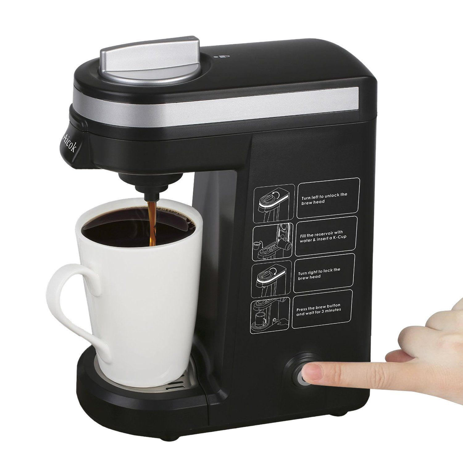 Cheap Coffee Makers That Use K Cups Updated 2018 Espresso And