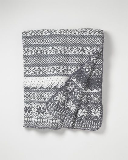 Fair Isle throw Was $89.95 Now $21.99 Be the first to write a ...
