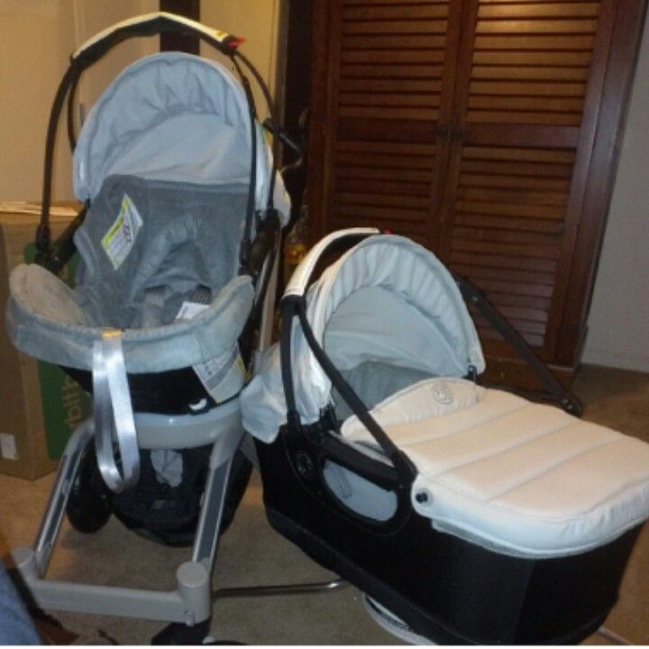 Orbitg2 travel system in blk, worth every penny. Made in America