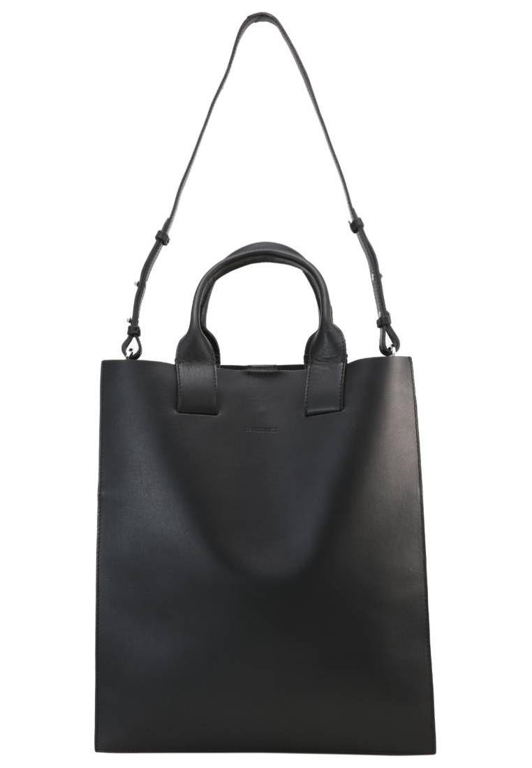 e533abc88969b Sandqvist. KAJSA - Shopping bag - black. Lengde 33 cm i størrelse One