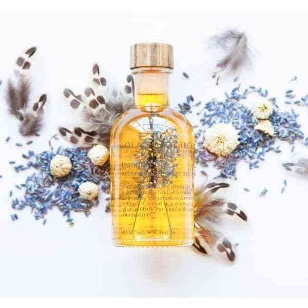 Lolau0027s Apothecary   Tranquil Isle Relaxing Bath U0026 Shower Oil ($56) ❤ Liked  On