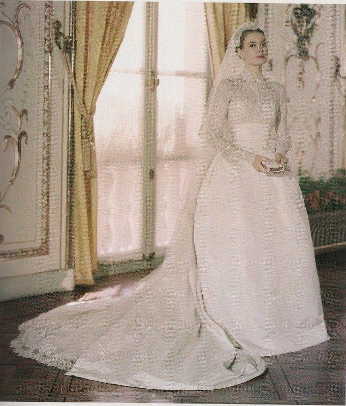 Princess Grace   Monaco - Weddings   Pinterest   Grace kelly ...