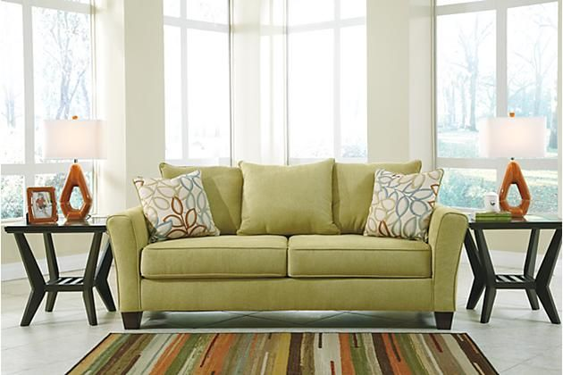 Green Corson Sofa View 1 Decor Living Room Pinterest
