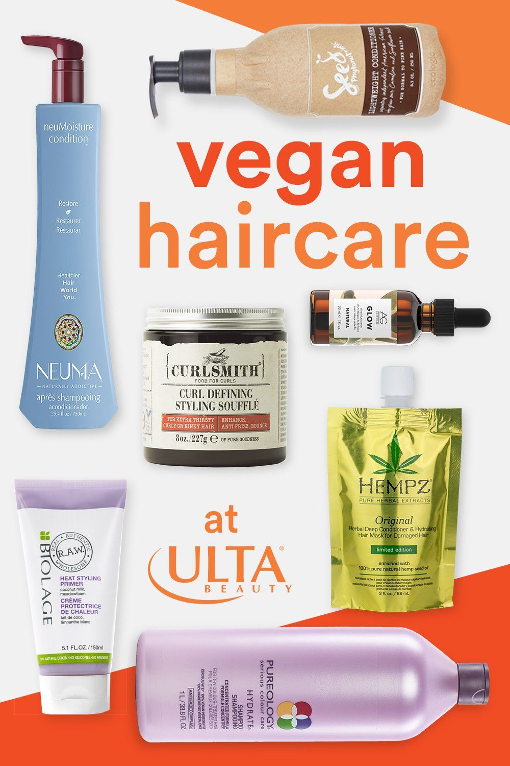 Shop Ulta Beauty For Vegan Haircare Products That Work From