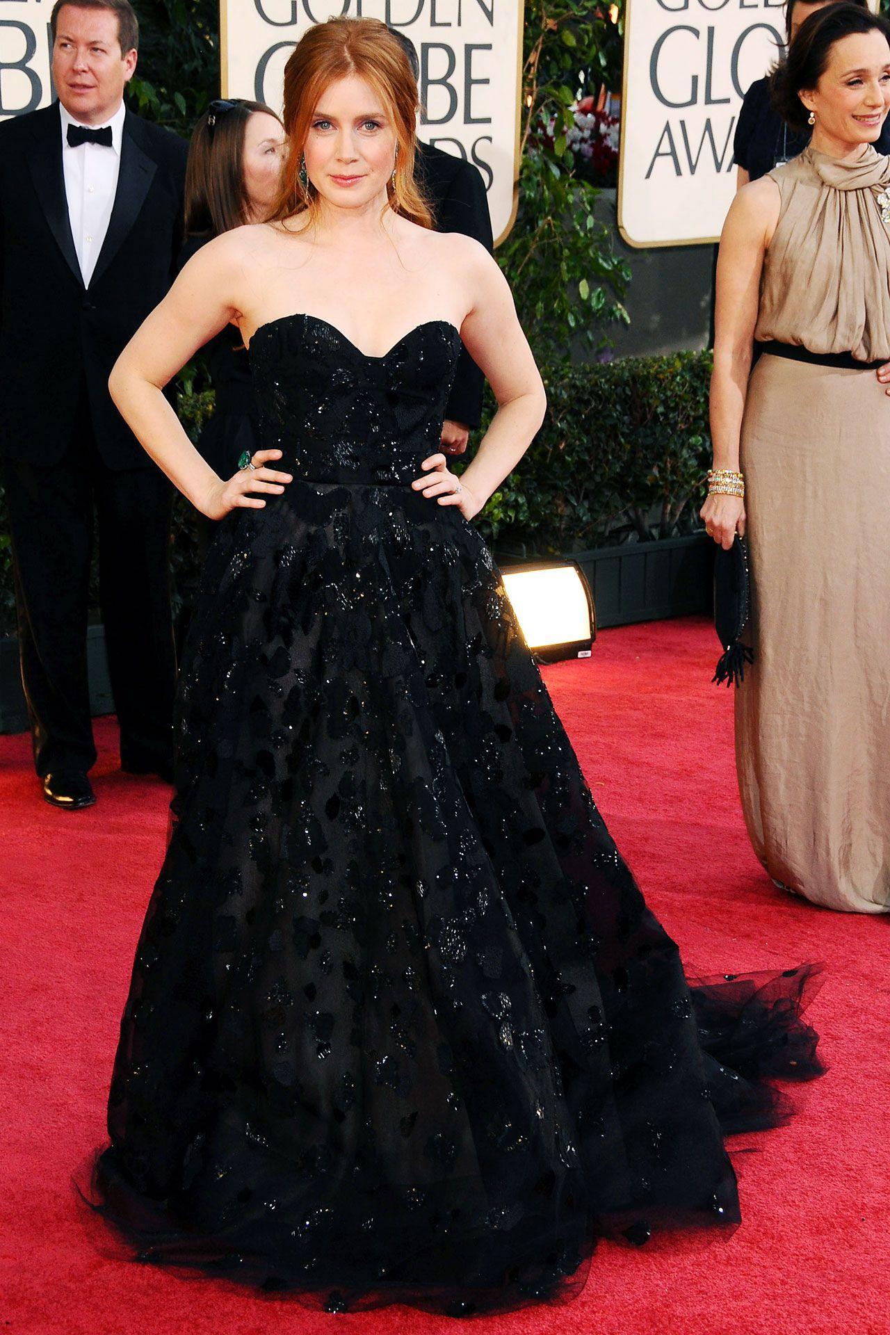 2009 - Amy Adams in Oscar de la Renta