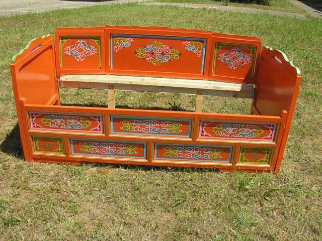 acheter des meubles traditionnels mongoles yourte pinterest yourte yourte