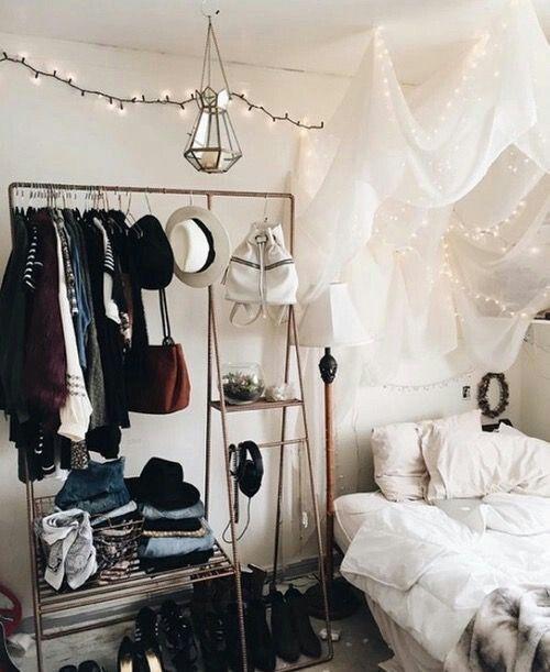 Minimal Decor Aesthetic Room Decor Hipster Bedroom Indie Bedroom