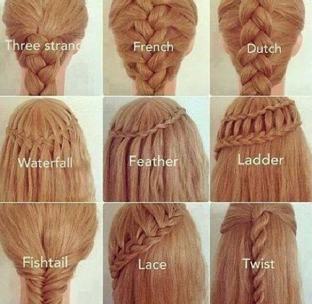 Different Ways To Do Your Hair For School Outfits Hair Styles