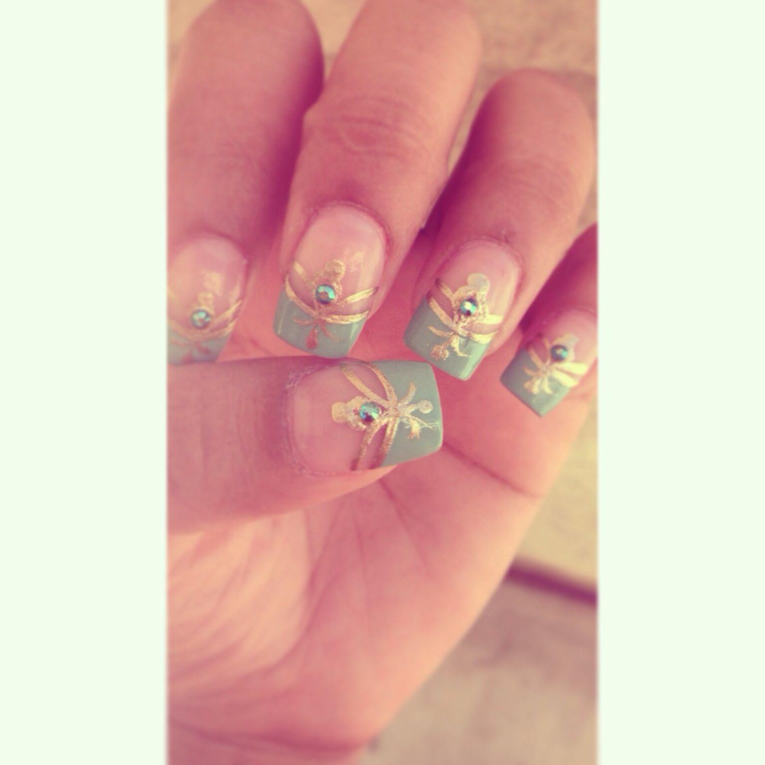 Princess jasmine nails #disney #nails | nails | Pinterest