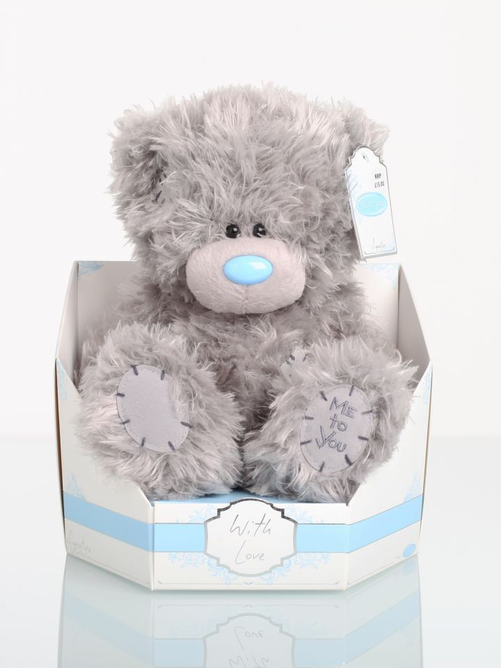 Me To You 9inch Classic Style Soft Toy Bear Me To You Soft Toys