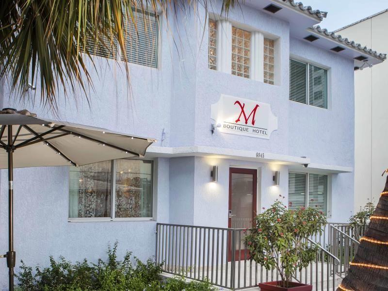 Miami Beach Fl M Boutique Hotel United States North America Ideally Located In