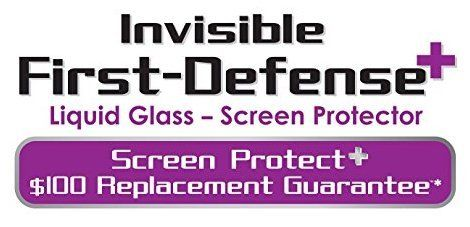 Qmadix Liquid Glass Screen Protector \u2013 $100 Screen Replacement